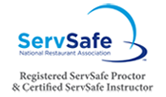 ServSafe - Registered ServSafe Proctor & Certified ServSafe Instructor
